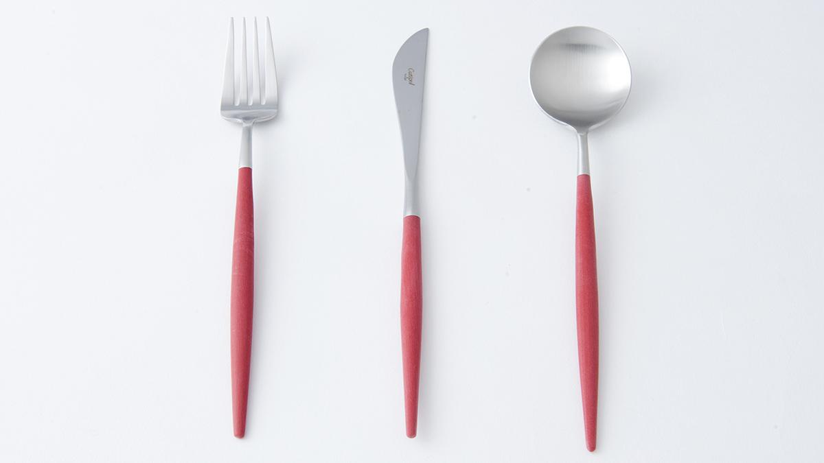 CutipolGOA Red Silver [ ゴア レッド シルバー ]