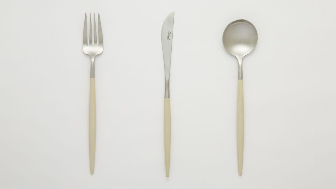 Cutipol GOA Ivory Silver [ ゴア アイボリー シルバー ]