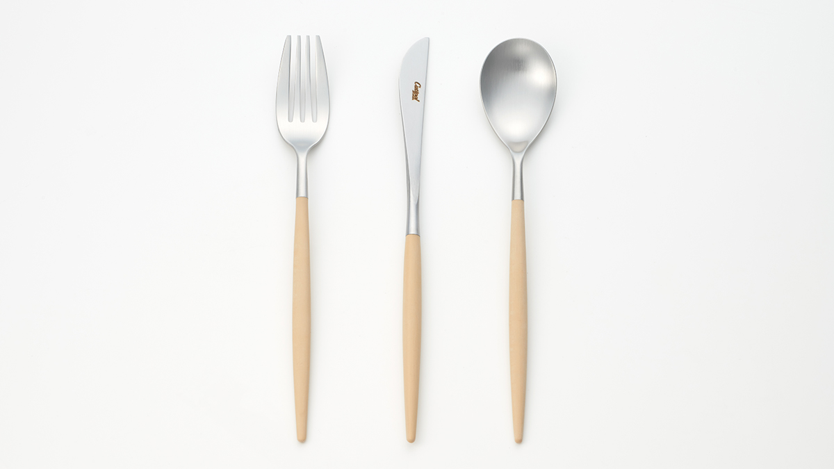 CutipolMIO Ivory Silver [ ミオ アイボリー シルバー ]