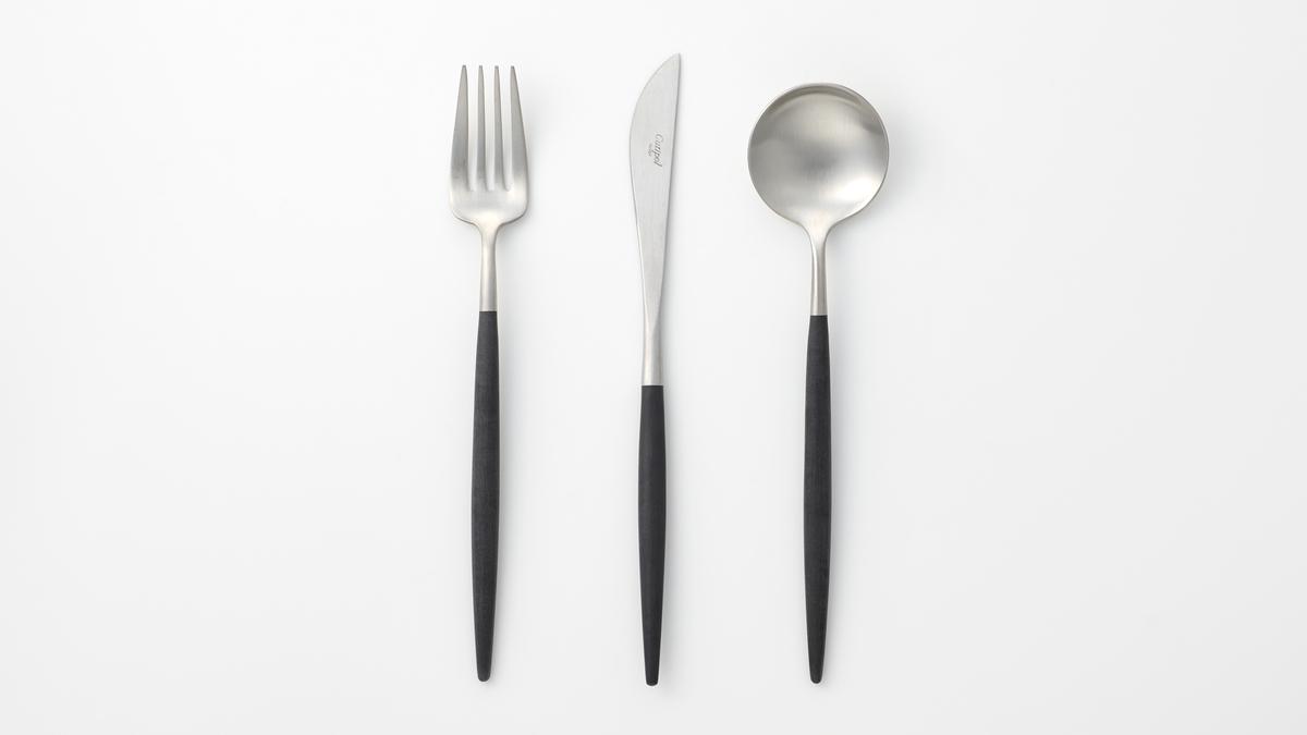 Cutipol GOA Black Silver [ ゴア ブラック シルバー ]