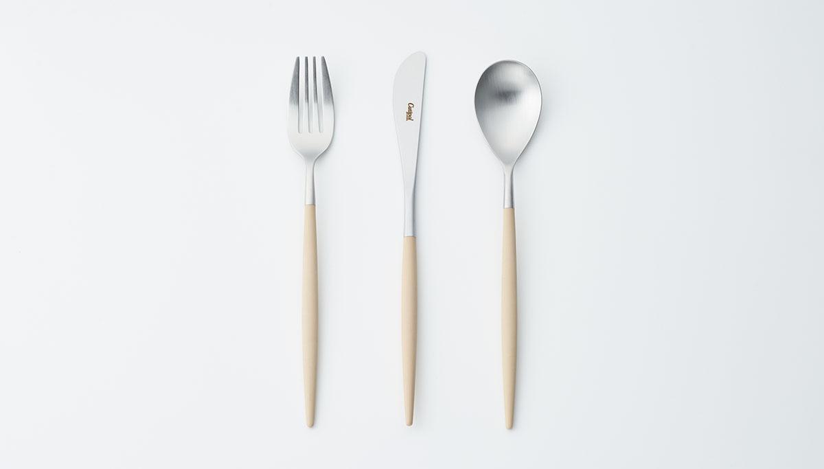 Cutipol MIO Ivory Silver [ ミオ アイボリー シルバー ]