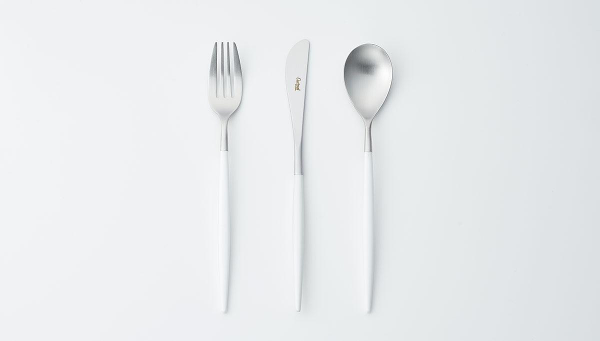 Cutipol MIO White Silver [ ミオ ホワイト シルバー ]